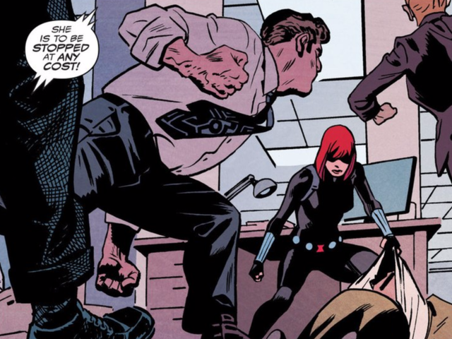 The New Black Widow Comic Is a Master Class in Kicking Ass