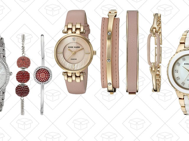 Amazon Has You Covered For Mother's Day With This Anne Klein Jewelry Sale