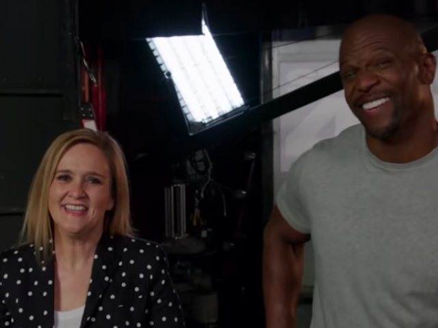 Terry Crews and Sam Bee's Full Frontal PSA explains why your male rape jokes suck