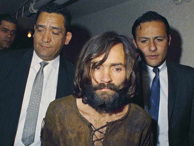 Charles Manson, Notorious Cult Leader, Is Dead At 83