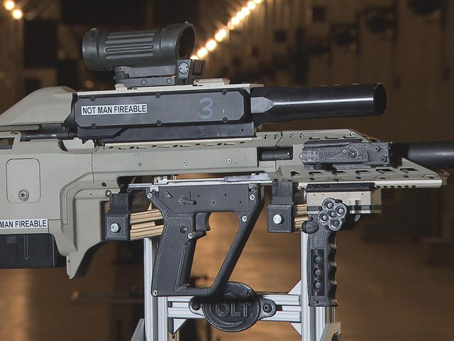 This Smart Gun Could Be the Colt .45 of the Future