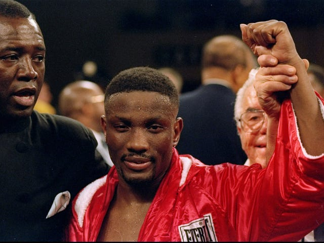Boxing Legend Pernell 'Sweet Pea' Whitaker Dead at 55