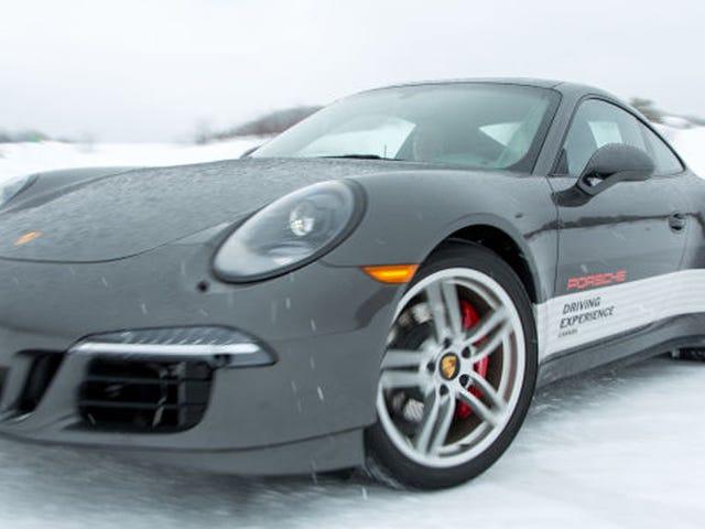 Anda Boleh Simpan Satu Ton Dari Wang Dengan Membeli Kereta Kinerja Pada Musim Sejuk