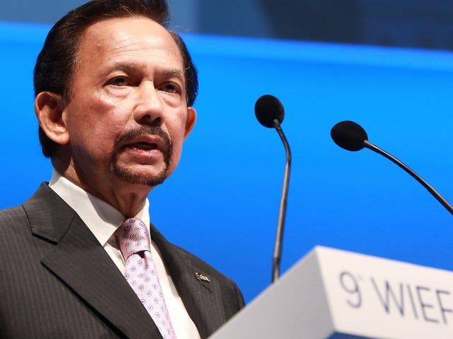 Sultan of Brunei Rolls Back Law Permitting Death by Stoning for Gay Sex