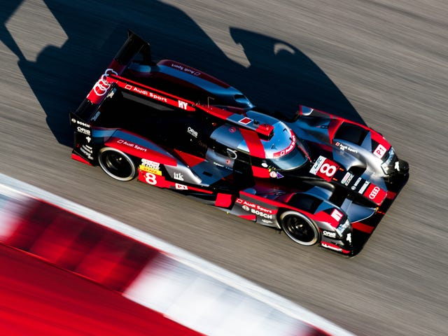 Who To Watch During The WEC 6 Hours Of COTA, Some For Better Reasons Than Others