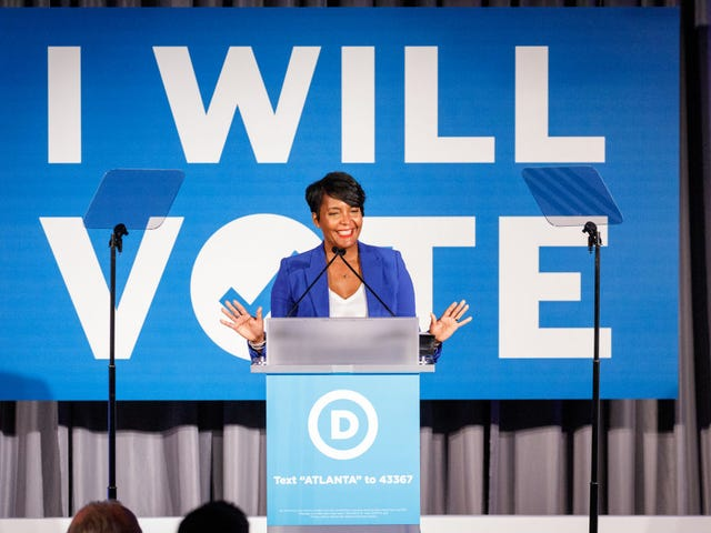 'This Election Is Too Important': Atlanta Mayor Keisha Lance Bottoms on Fighting Trump and Endorsing Joe Biden
