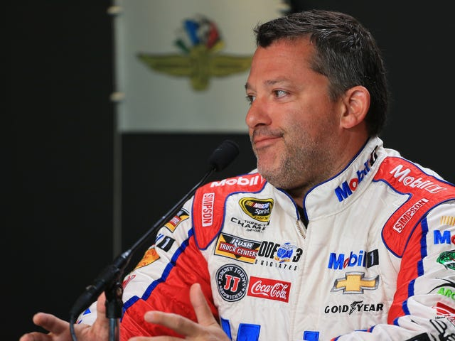 Tony Stewart Didn't Know He Had an Offer to Race the Indy 500 Because He Doesn't Check His Email