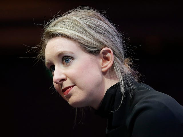 Report: There May Be More Criminal Charges Coming in the Theranos Investigation
