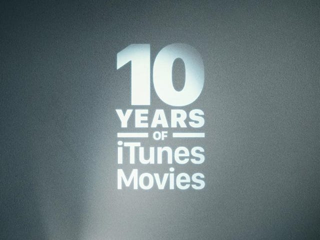 Celebrate 10 Years of iTunes Movies Today With 10-Movie Bundles for Only $10