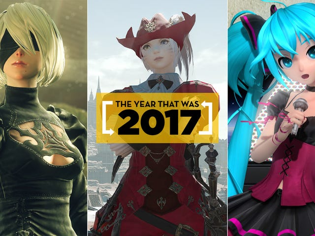 Fahey's Top 10 Games Of 2017