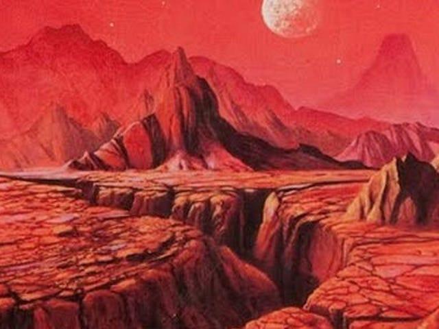 El <i>Red Mars</i> Kim Stanley Robinson llega a la televisión, pero nunca adivinarás dónde