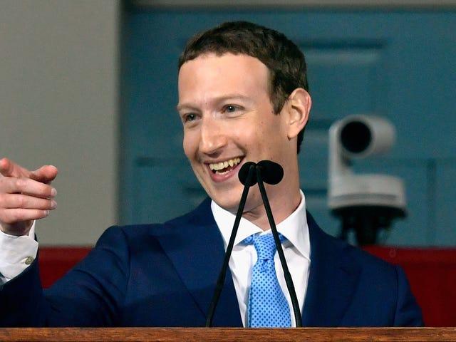 Ang pinaka nakakatakot na produkto ng pag-aaral ng Machine: Isang archive ng Mark Zuckerberg haircuts