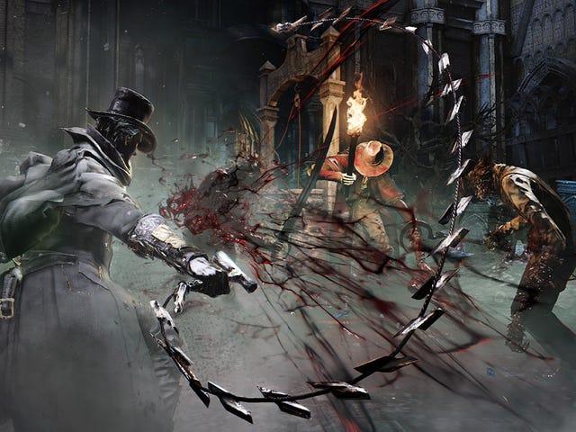 Os maiores problemas do Bloodborne foram corrigidos