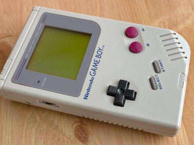 Hvornår får vi Game Boy Classic Edition?