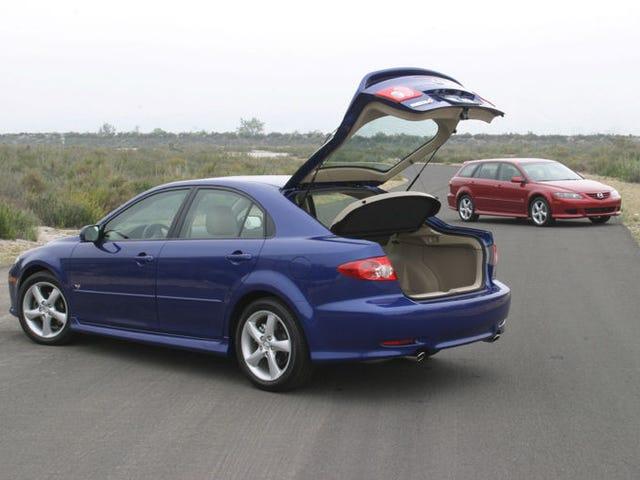 Battle of the Midsize Liftback Sedans