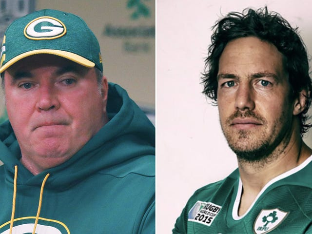 Irish Rugby's Mike McCarthy: Please Specify That It Is I Who Should Not Be Coaching The Green Bay Packers