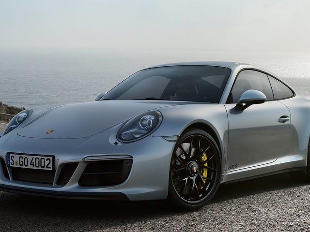 Porsche May Hop Onto The Imaginary Flying Car Bandwagon