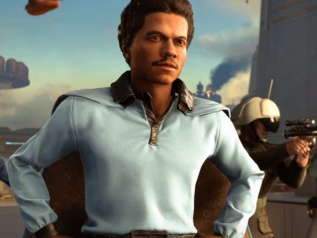 Battlefront's New Update Made Lando Calrissian Unstoppable