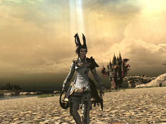 Final Fantasy XIV Shadowbringers - Journal Two: grande danse, mauvais lapins