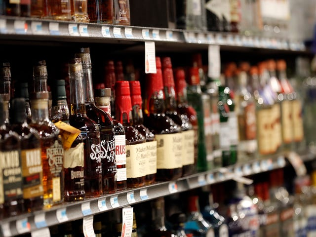 Amazon Plans to Open a Liquor Store Because Sure, Why Not