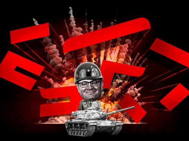 Адриан Войнаровский наконец победил в войне с ESPN