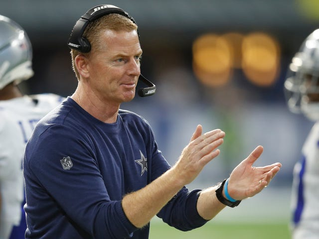 Report: Jason Garrett's Contract Will Be Extended To A Second Decade After Second Playoff Win