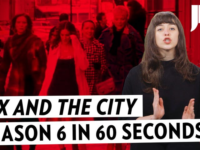 Sex and the City Season 6, Explained