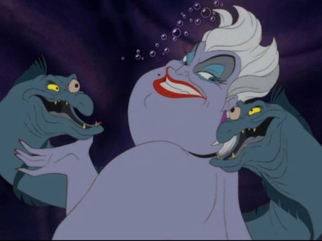 Read This: How Divine inspired Ursula The Sea Witch