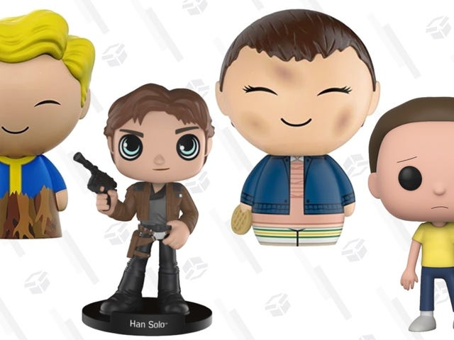 Dozens of Adorable Funko Figures Are On Sale For $5 Or Less