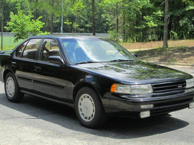 At $3,000, Is This 1990 Nissan Maxima SE 4DSC Totally 2G2BT?