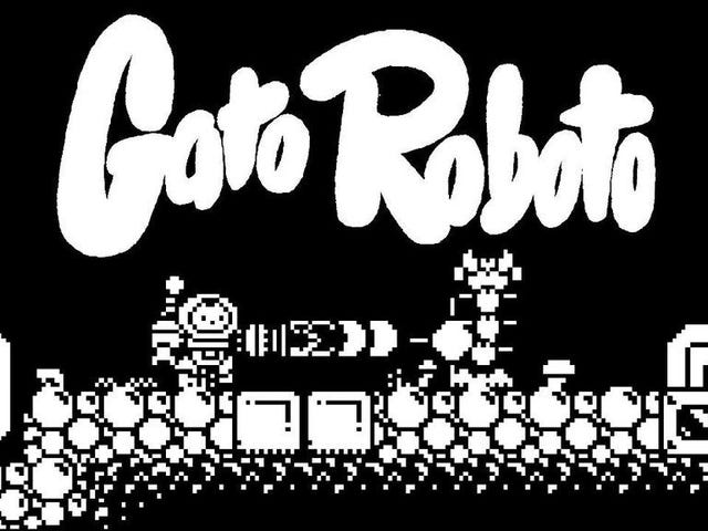 Gato Roboto Is Another Fantastic Short Game