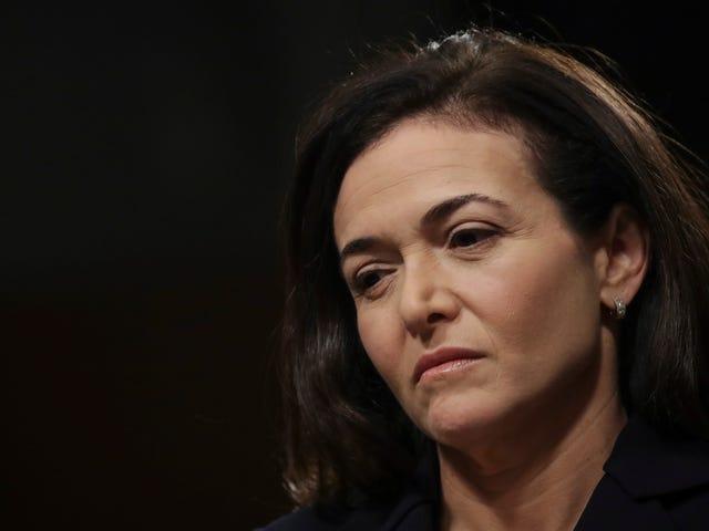Rapport: Sheryl Sandberg Ønsket informasjon om George Soros