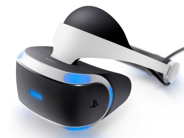 Here's the Biggest Discount Ever on the PlayStation VR Headset
