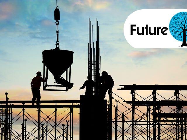 建筑业可以减少三分之一的全球排放 - 那么为什么不呢?