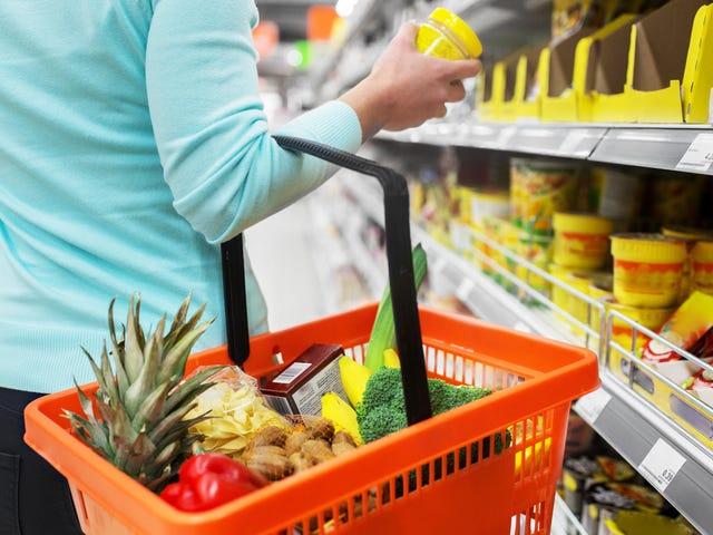 Kup jeden nowy składnik za każdym razem, gdy sklep spożywczy