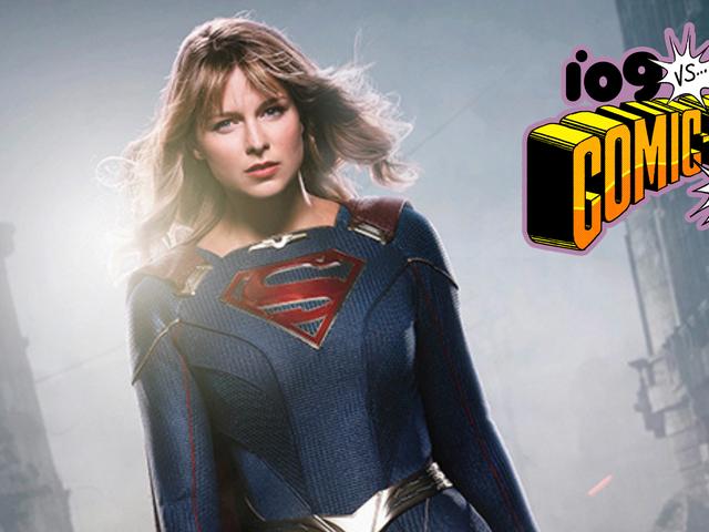 Supergirls medielandskap blir mer intensivt med nya ankomster och ett stort utgång under säsong 5