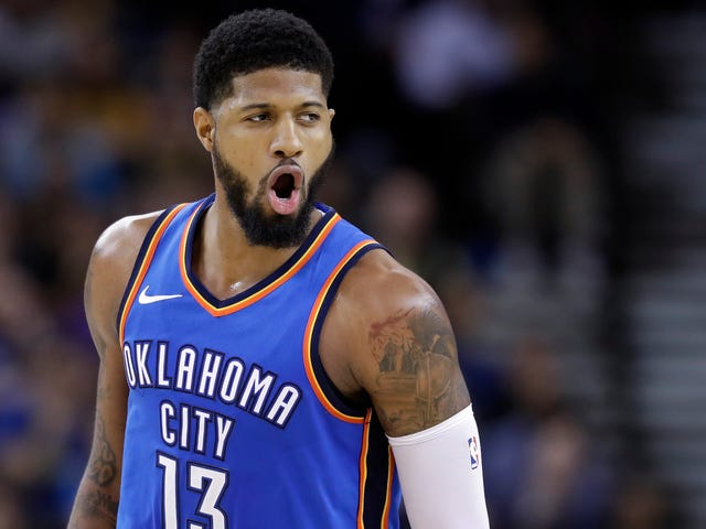 Paul George Is Everything The Thunder Need Him To Be