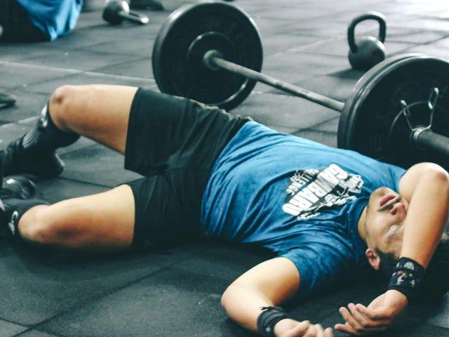 Thất bại ở phòng tập thể dục