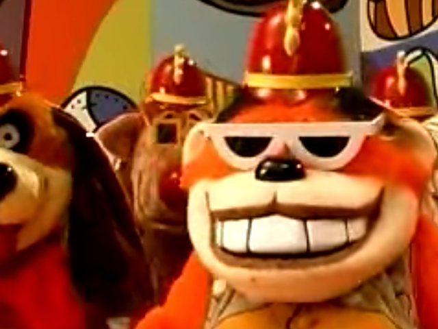 Remember The Banana Splits? Well, now they're murderers