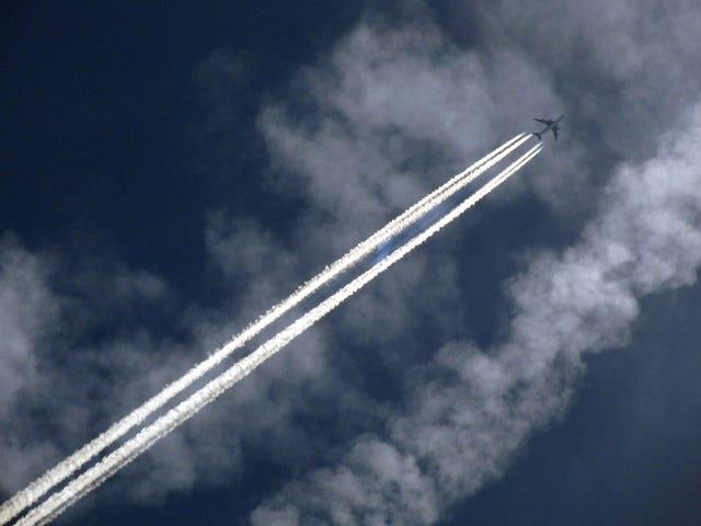 美国环保署终于实现了喷气式排气对地球的不利影响