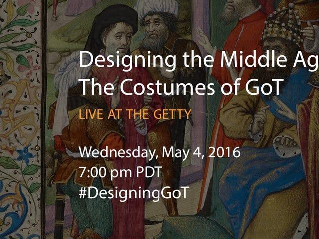 """""""Проектування середньовіччя: костюми GoT"""""""
