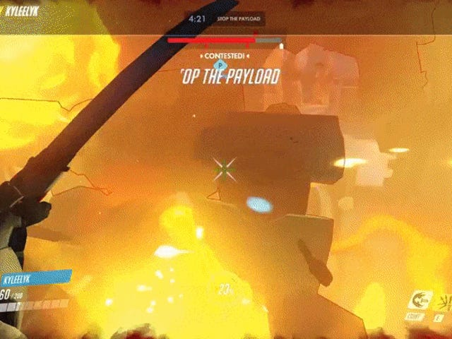 Dying Genji Obliterates Enemy Team With Their Own Ult