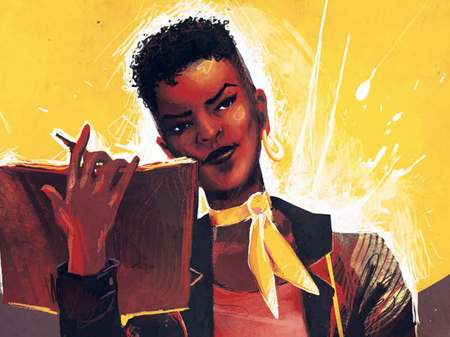 This Week's Best New Comics Star aBlack Journalist,Tentacle Monsters,and Space Ghosts