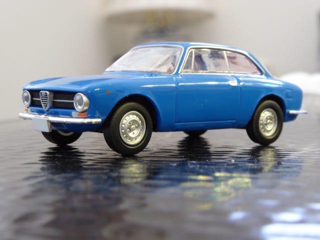 Hot Sixty 4th: Tomica TLV - Alfa Romeo GT1300