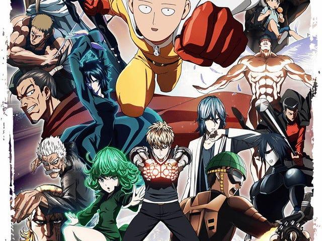 Andra säsongen av One-Punch Man kommer att animeras av JC Staff