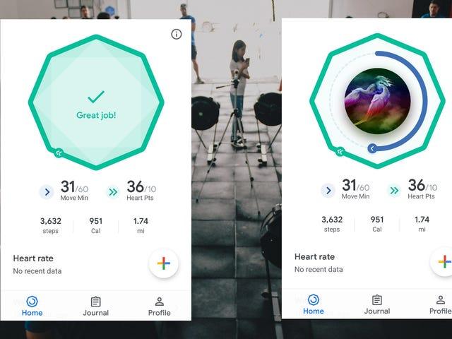 Cómo usar 'Puntos del corazón' en el nuevo Google Fit