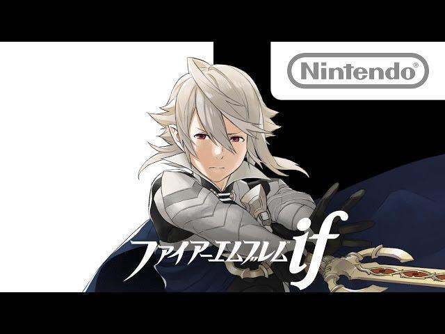 Ось останній трейлер нового Емблеми Вогню, який, за словами Nintendo, прийде до 3DS у Північній Аме