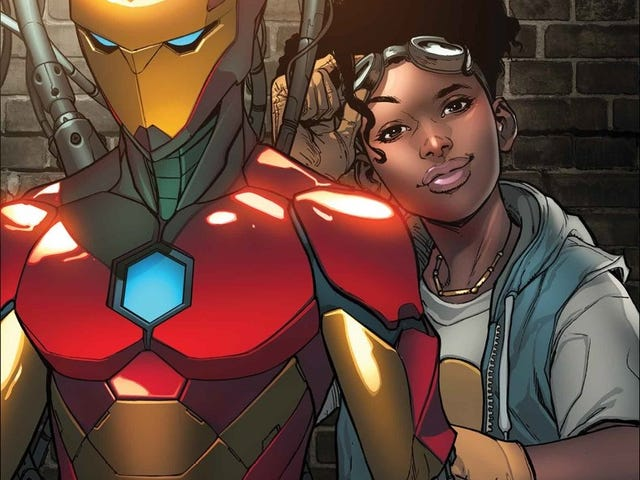 Riri Williams Makes a Live Action Appearance for MIT