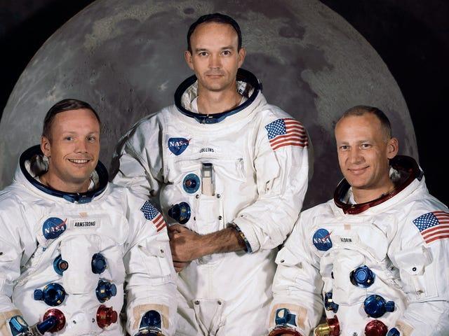 पहली बार चांद पर कदम रखने वाले अंतरिक्ष यात्रियों के लिए घर आने में कठिन समय था