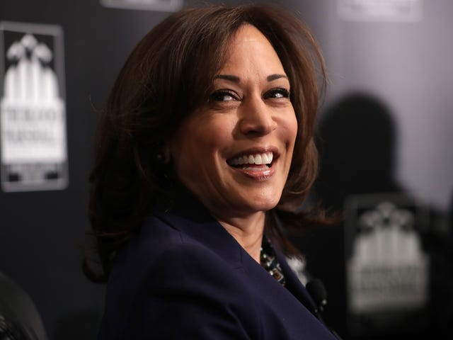 'Columbusing' No More: Kamala Harris Wants to Change Controversial Holiday to 'Indigenous People's Day'